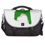 Green Dragon Commuter Bag