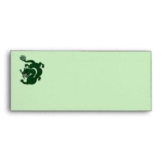 Green Dragon Envelope