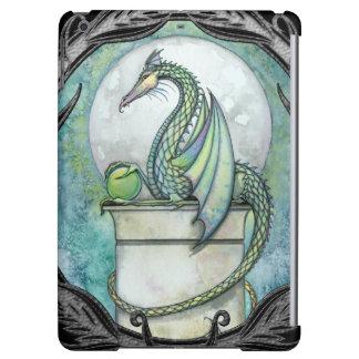 Green Dragon Fairy Fantasy Art Case For iPad Air