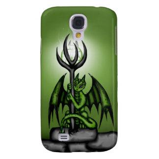 green Dragon Galaxy S4 Cover