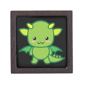 Green Dragon Gift Box