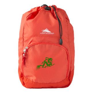 Green Dragon High Sierra Backpack