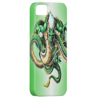 Green Dragon iPhone 5 Mate ID Case