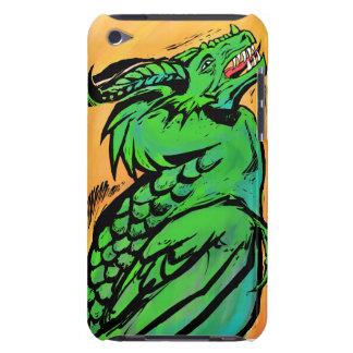 Green Dragon iPod Case