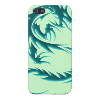 Green Dragon iPOD Case
