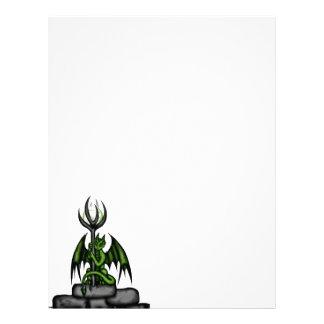 green Dragon Letterhead