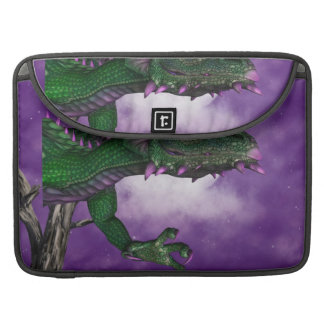 Green Dragon MacBook Pro Sleeve
