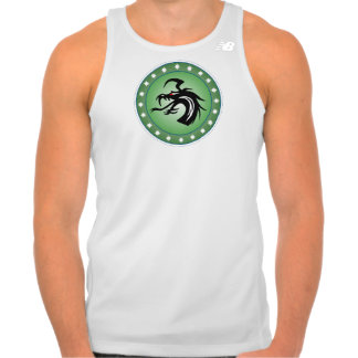 Green Dragon Men's New Balance Tempo Running Tank