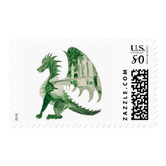 Green Dragon Postage