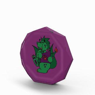 Green Dragon Reading Purple Dragon Book Award