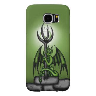 green Dragon Samsung Galaxy S6 Cases