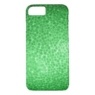 Green dragon skin, looks like dinosaur leather! iPhone 8/7 case