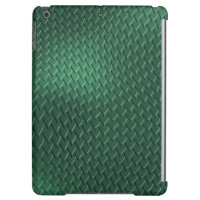 Green Dragon Skin Scales iPad Air Covers
