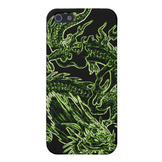 Green Dragon Speck Case