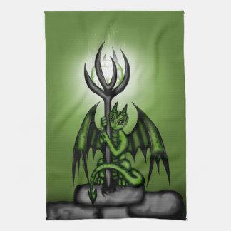 green Dragon Towels