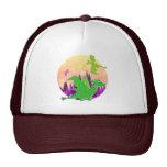 Green Dragon Trucker Hat
