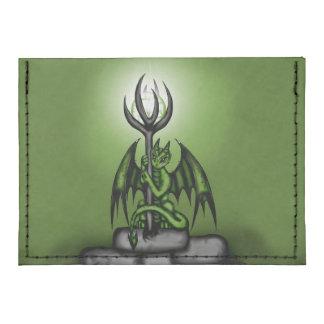 green Dragon Tyvek® Card Wallet