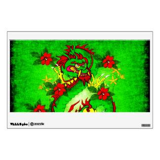 Green Dragon Room Decals
