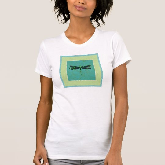 Green Dragonfly T-Shirt