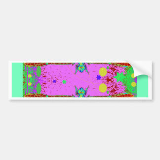 Green Dragpnflies Mating Dance by Sharles Bumper Sticker