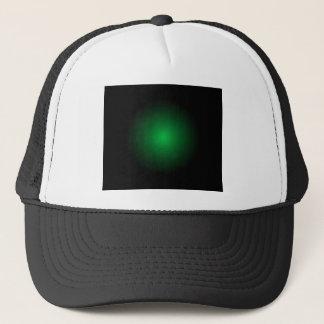 Green Drama Modern Urban Art Products Trucker Hat
