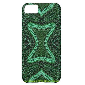Green Dream 2 IPod4 Case iPhone 5C Cases