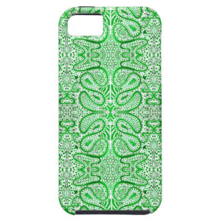 Green Dream Abstract IPhone 5 Case