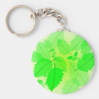 Green dream keychain