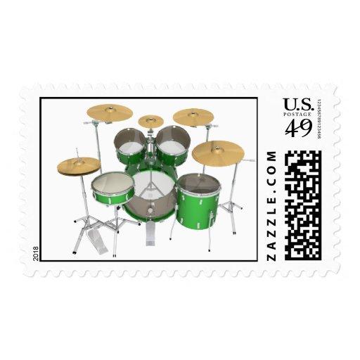 Green Drum Kit: Postage
