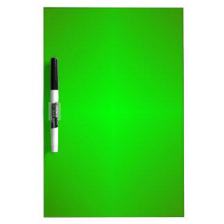 Green Dry-Erase Board