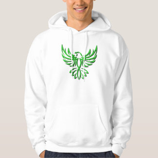 Green Eagle/Hawk 1 Hoodie