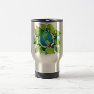 Green_Earth (2) Coffee Mugs