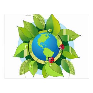 Green_Earth (2) Postcard