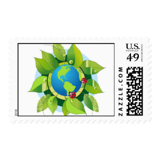 Green_Earth (2) Stamp