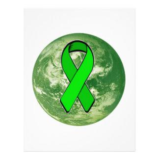 Green Earth Awareness Flyer