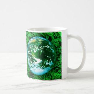 Green Earth - ecological awareness Coffee Mug