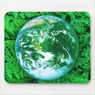 Green Earth - ecological awareness Mousepad