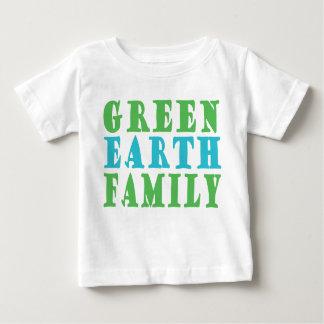 Green Earth Family T-shirt