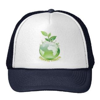 Green Earth Hats
