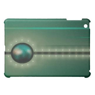 Green Earth High Tech Green  iPad Mini Cover