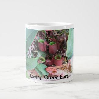 Green Earth Large Coffee Mug