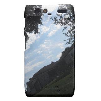 Green Earth Sky NewJersey CherryHill USA NVN685 FU Droid RAZR Case