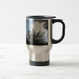 Green Earth Sky NewJersey CherryHill USA NVN685 FU Travel Mug