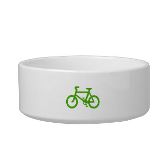 Green Eco Bicycle Bowl