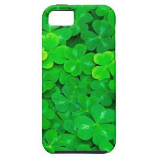 Green Eco-friendly Clover Best iPhone 5 Case