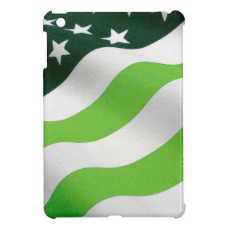 Green (ecology) flag iPad mini case