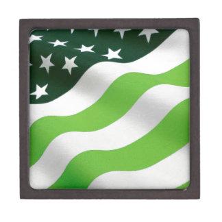 Green (ecology) flag premium gift boxes