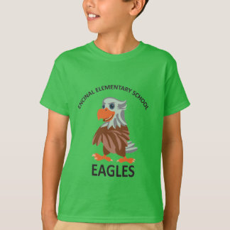 Green Eddie T-shirt