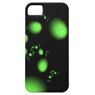 Green Egg Fractal iPhone 5 Covers