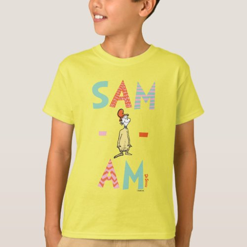 Green Eggs and Ham  Sam_I_Am T_Shirt